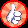 Награда за посещение сайта Icon